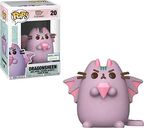 Funko Pop: Pusheen - Dragonsheen w/ Gem - Exclusive