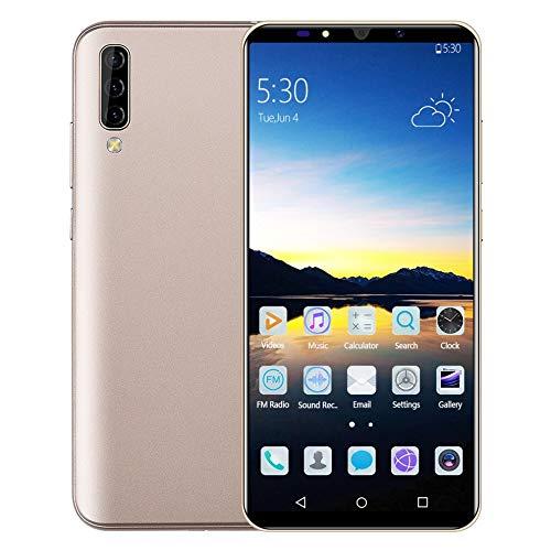 A70 6.0 pulgadas teléfono inteligente 512M+4Gb Rom Dual Sim teléfono móvil desbloquear teléfono inteligente alto rendimiento