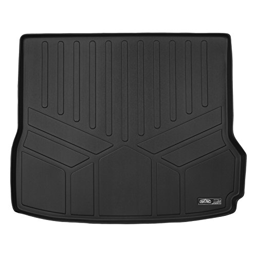MAXLINER All Weather Cargo Liner Floor Mat Black for 2009-2017 Audi Q5 (No Hybrid) / 2014-2017 SQ5