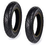Wingsmoto 10 x 2,125 10-Zoll-Reifen für 2-Rad-Scooter, intelligent, selbstausgleichend, 25,4 cm,...
