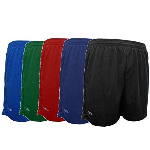 Kit 5 Shorts Masculino Academia Futebol 38 ao 64 Plus Size (GG)