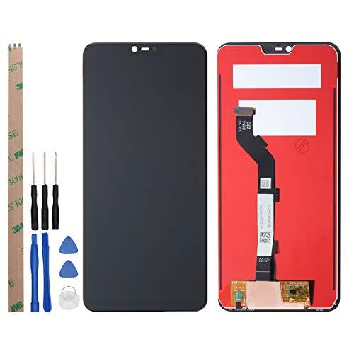 YHX-OU - Pantalla LCD de Repuesto para Xiaomi Mi 8 Lite (6,26 Pulgadas, Incluye Herramienta)