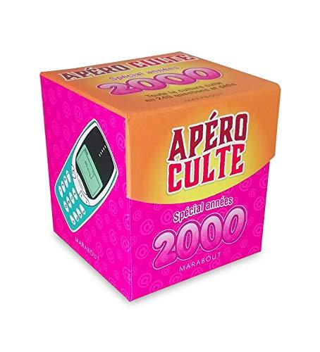 Mini-boite Apéro culte Années 2000
