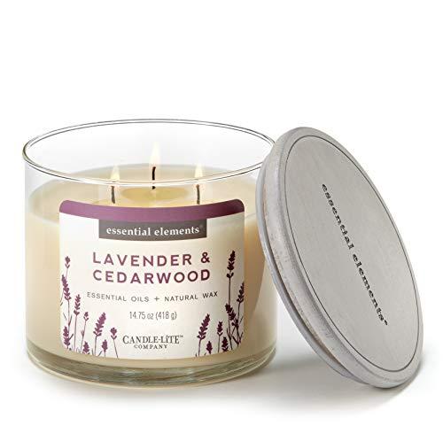 Essential Elements von Candle-lite Company Jar, Multicolor, mittel 14,75oz