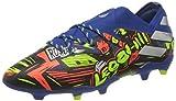 adidas Nemeziz Messi 19.1, Zapatillas de fútbol, AZUREA/Plamet/Amasol, 36 2/3 EU