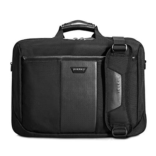 Everki Versa Premium Checkpoint Friendly Laptop Bag - Briefcase, Upto 17.3-Inch (EKB427BK17)