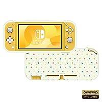 Nintendo Switch Lite本体をキズや汚れから守る「あつまれ どうぶつの森」デザインのTPU製カバー。 「Nintendo Switch Lite」本体をキズ・汚れからブロックする保護カバーです。 柔らかさと硬さを併せ持つTPU材質のカバーで本体をキズや衝撃から守ります。 「あつまれ どうぶつの森」に登場する様々なアイコンがプリントされた、ポップでかわいいデザインです。 任天堂製品との適合性・素材の安全性が確認された、正式ライセンス商品です。