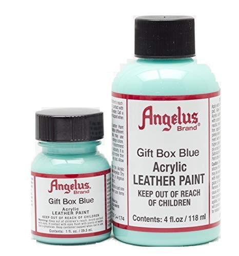 Angelus Lederfarbe Gift Box Blue 29,5 ml
