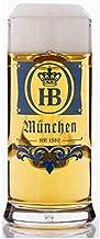 German Beer Mug Munich Hofbräuhaus München HB mug 0.5 liter King Werk KI 1000294