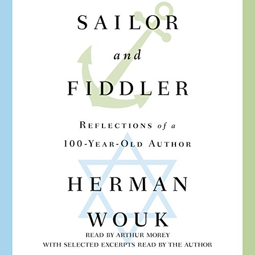 Sailor and Fiddler audiobook cover art