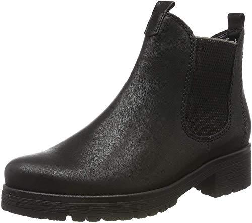 Gabor Shoes Damen Comfort Sport Stiefeletten, Schwarz (Schwarz (Micro) 17), 40 EU