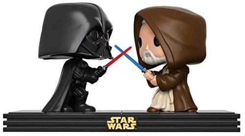Darth Vader e Obi Wan Kenobi - Pop! Movie Moments - Funko - 225 - Star Wars - Death Star Duel
