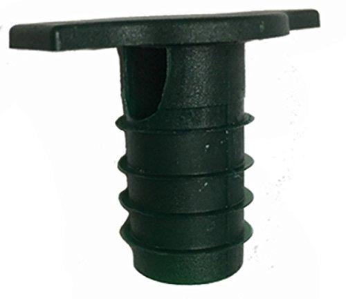 IFA Pack de Escanciador Universal, Poliamida, Verde, 4x5x3 cm, 5 Unidades