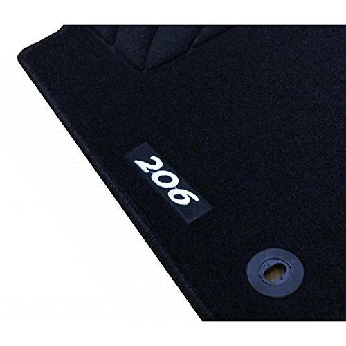 ZesfOr - Tapis Auto - 2205