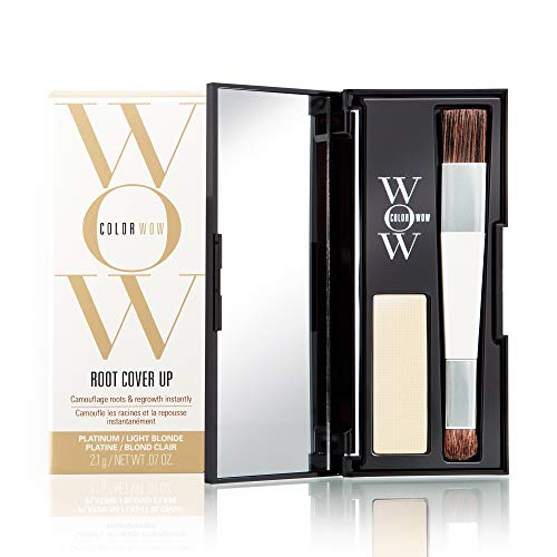 COLOR WOW Root Cover Up – All Day Hair Color Touch-Up Powder