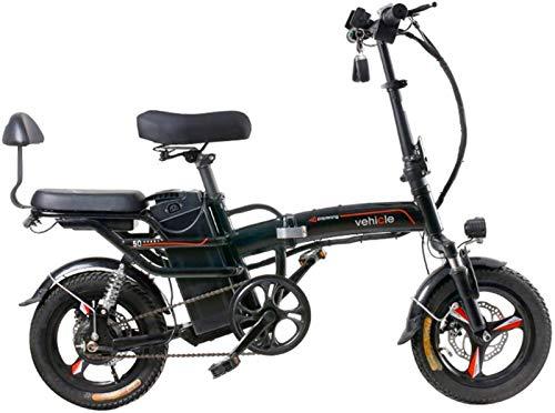 Bicicletas Eléctricas, Inteligente montaña bicicleta plegable bicicleta eléctrica Scooter eléctrico urbano de cercanías plegado E-Bici, 400W ligero de aleación de aluminio de la bicicleta con las 3 fo