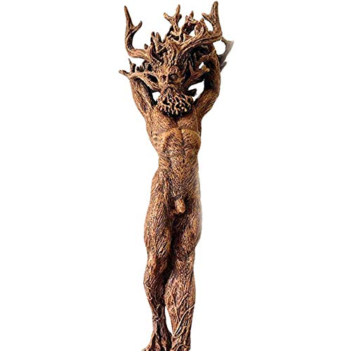 Yuui Forest God Statue Mini Tree Elf...
