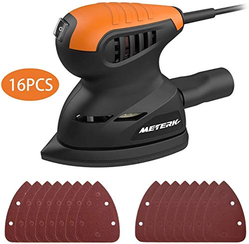 Meterk 13500RPM Mouse Detail Sander