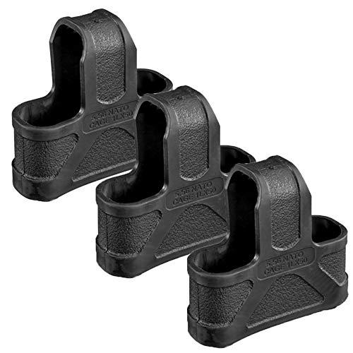 【 MAGPUL 実物 】 マグプル 5.56mm(M4系)3個セット /BK(ブラック)