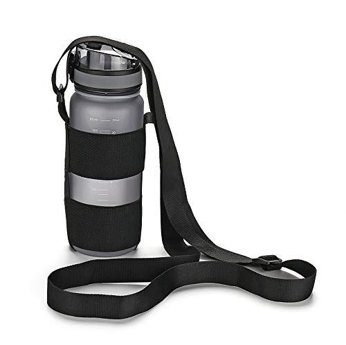 OYATON Universal Water Bottle Carrier Sling with Adjustable Shoulder Strap for...