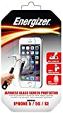 Energizer ENCLTGCLIP5SW Classic Screen Glass Protector iPhone 5S/SE, Transparent