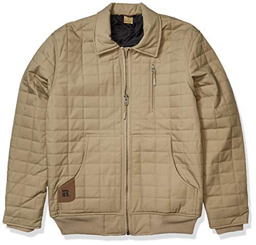 Wrangler Riggs Workwear - Giacca da uomo - Beige - Alto/Large