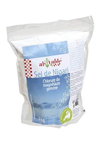 Nigari–Beutel mit 1kg
