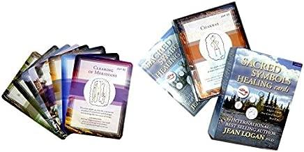 Sacred Symbols Healing Cards (Trilogy of Glyph)