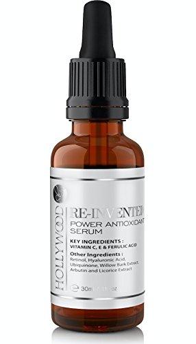 Power Antioxidant Serum – Con 300% más Ácido Ferúlico y Vitaminas C y E