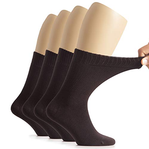 Hugh Ugoli Damen Bambuskleider Socken Produktbild