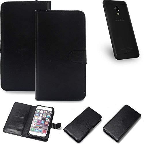 K-S-Trade® Handy Schutz Hülle Für UMIDIGI C2 Schutzhülle Bumper Schwarz 1x