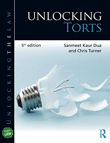 Unlocking Torts (Unlocking the Law)