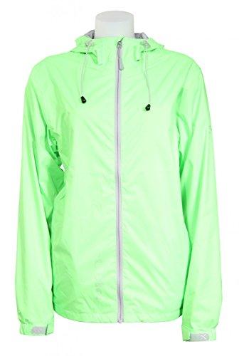 PRO-X elements Flash Jacket Homme, Vert Fluo, s