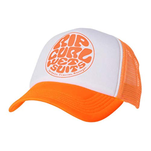RIP CURL Gorra Wettie Trucka Naranja - Naranja