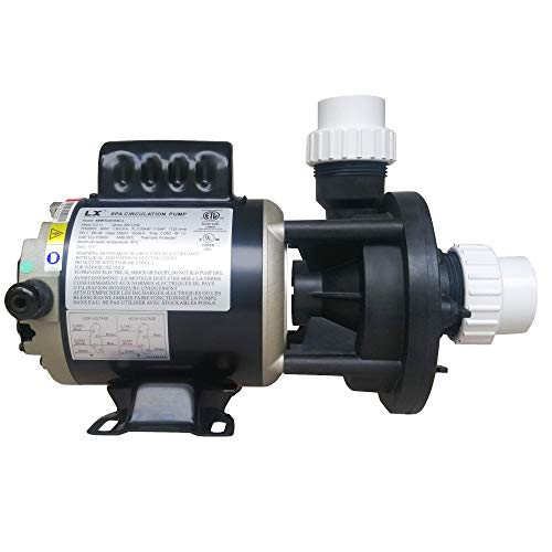 Key Lander Single Speed Spa & Hot Tub Pump; 48 Frame Copper Winding Motor, 230V/60Hz; If Your Input Power is 115V/60Hz, The Wiring Must be relocated ;OEM Model # 48WTC0153C-I
