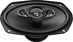 Pioneer TS-A940FH 4-Way Car Speakers (Black),Pioneer India Electronics Pvt. Ltd.,TS–A940FH