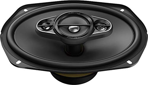Pioneer TS-A940FH 4-Way Car Speakers (Black)