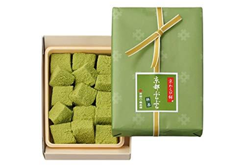 京都銘菓 井筒八ッ橋本舗 京わらび餅 京都ぶらぶら 抹茶 化粧箱215g