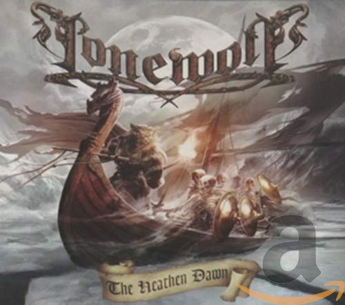 Lonewolf: The Heathen Dawn (LTD. Digipak) (Audio CD (Digipack))