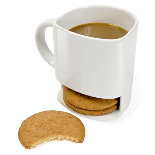 I-TOTAL - XL0473 - Tazza Caff Cookies / Tazza Porta Biscotti