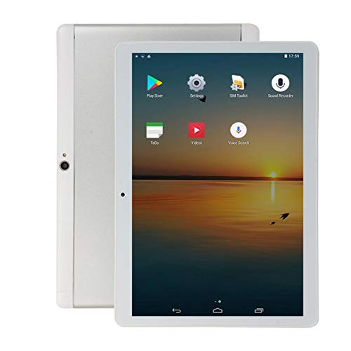 Dailyinshop® 10-Zoll-Metallgehäuse Android Tablet 3G Call Metal Shell Audio- und Videospiel Tablet Shock Experience Spielen