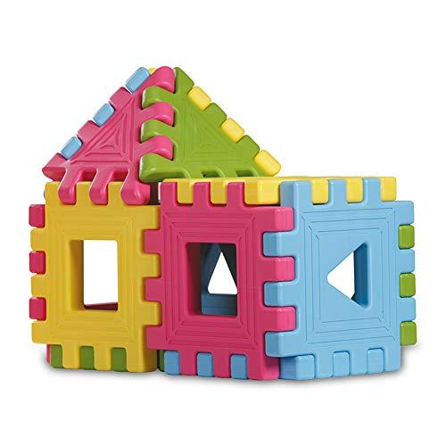 Kid Maison Géante 24 Pièces - Jeu De Construction