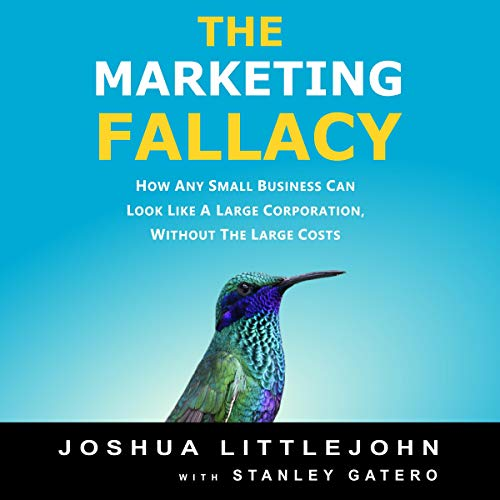 Page de couverture de The Marketing Fallacy