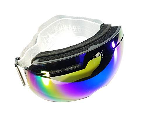 Brown Labrador Gafas Esquí Máscara Esqui Snowboard