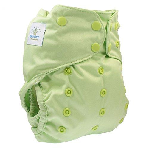 Floreale One Size ueberhose 3,5–16kg druckis Verde Chiaro