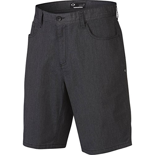 Oakley Herren Shorts 365, Blackout Lt Htr, 30, 442155