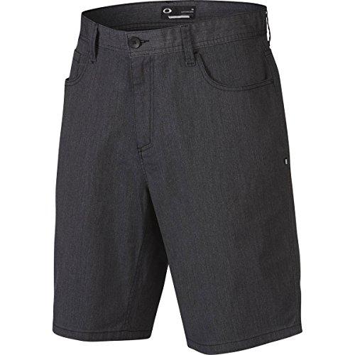 Oakley Herren 365 Shorts, Blackout Lt Htr, 30