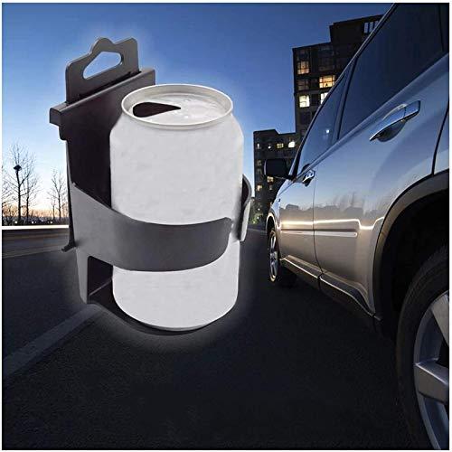 KZJIEZH Multifunktionale fahrzeugmontierte Wasserkugelgetränkehalter-Pack mit 2, Universal-Autokassenhalter, Becherhalter-Extender, für LKW, multifunktionaler Getränkehalter, kann abgefüllte Kaffee-Ge