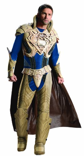 Rubies Officielle Superman JOR-EL Deluxe Costume Adulte Taille M