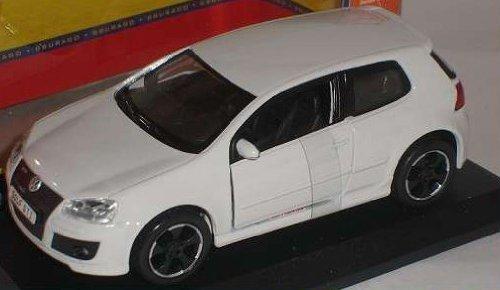 Bburago Volkwagen Golf V GTI 5 Weiss White 1/32 Burago Modellauto Modell Auto
